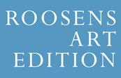 Roosens Art Edition – Elisabeth Roosens, Berlin Logo